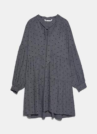 Стильное, трендовое платье zara, оригинал