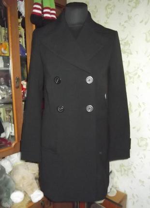Удлинённый пиджак -френч