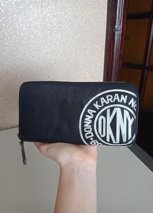Dkny donna karan кошелек портмоне оригинал.