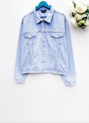 Мужская джинсовка светло голубая джинсовка джинсовый жакет