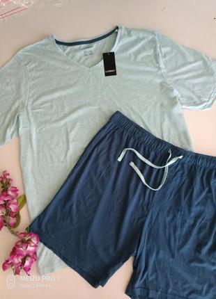 Шикарний  домашний комплект пижама от немецкого бренда livergy хл