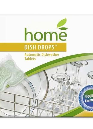 Dish drops таблетки для посудомоечных машин