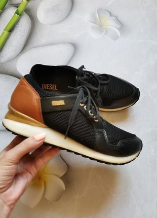 Бредовые модные кроссовки diesel оригинал