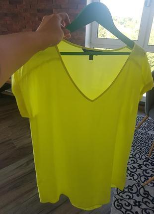 Блуза футболка фирменная express