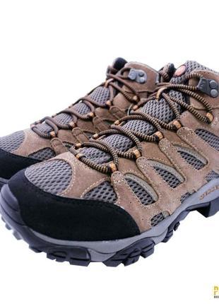 Ботинки merrell moab 2 mid waterproof