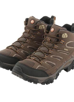 Ботинки merrell moab 2 mid gore-tex