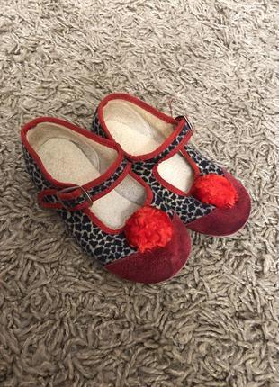 Шкіряне ортопедичне взуття 23 роз