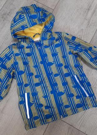 Дождевик куртка kuniboo (германия) 86/92 и 122/128 см грязепруф, киты