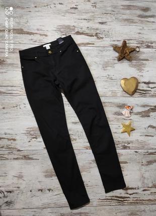 Джинсовые штаны джинсы скины skinny