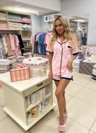 Женская пижама victoria's secret