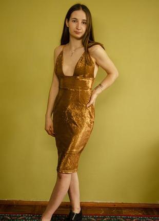 Платье bohoo