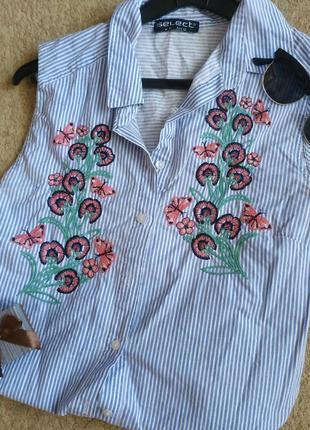 Сорочка з вишивкою