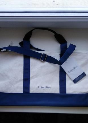 Calvin klein, сумка для спорта