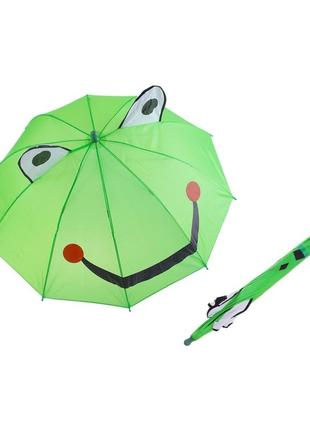 Детский зонт жабка