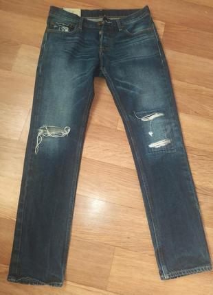 Крутые джинсы скинни hollister