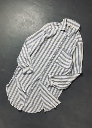 Пляжная рубашка/накидка на пляж