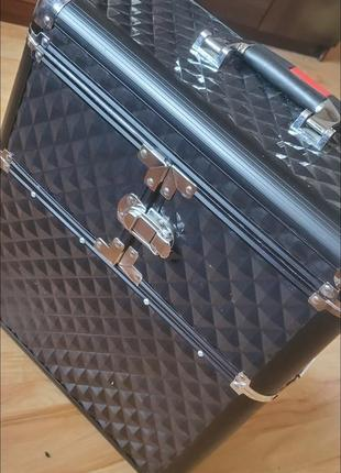 Кейс визажиста/ чемодан для косметики