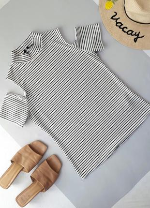 Топ / футболка от new look / принт морячка