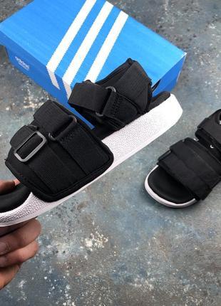 Жіночі сандалі, босоніжки, adidas, женские сандали, босоножки, адидас, адідас черные