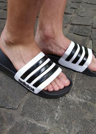 Мужские шлепанцы adidas 🔥