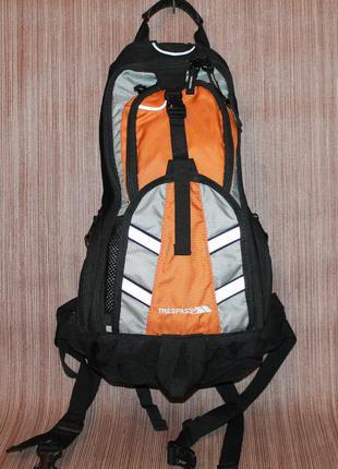 Качественный фирменный туристический рюкзак trespass