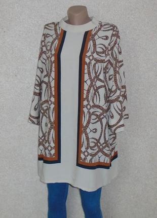 Подовжена блуза\блузка\туніка\удлиненнная блуза\туника