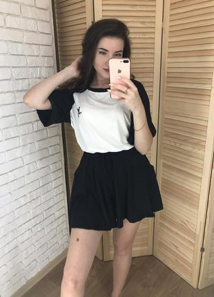 Комплект шорты+футболка😍