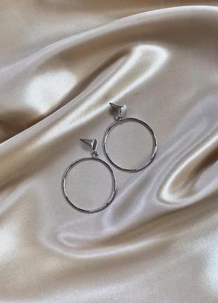 Сережки кільця