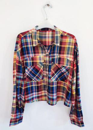 Рубашка укороченная c&a