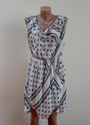 Легкое невесомое платье zara