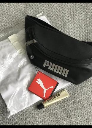 Puma  крутая поясная сумка,оригинал!!!!