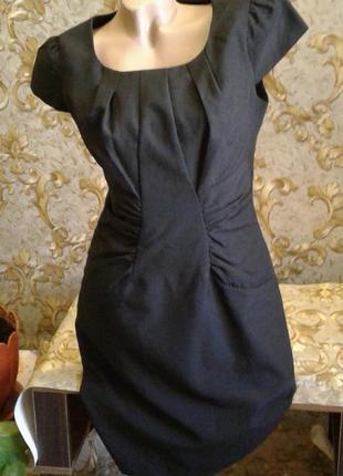 Маленькое  вечернее черное платье(+ подарочек при покупке)