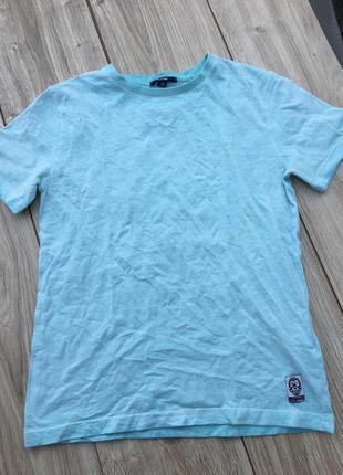 Стильная актуальная футболка поло тренд майка zara h&m kiabi1 фото