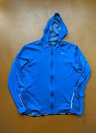 Ветровка nike running vapor jacket