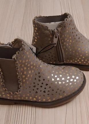 Ботинки,черевички 26р.