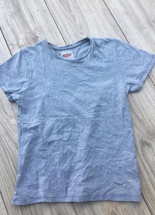 Стильная базовая актуальная футболка топ майка levi's levis zara h&m