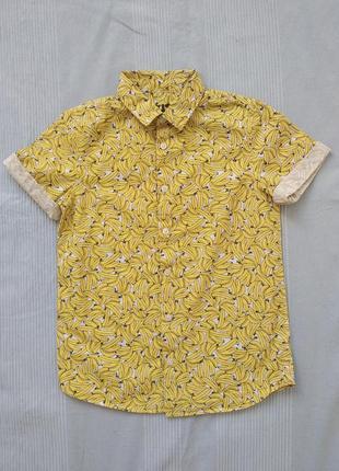Сорочка f&f 9-10 років 134-140 см