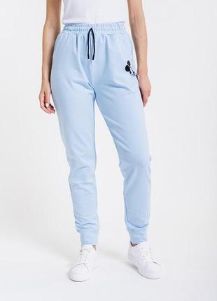 Трикотажные спортивные брюки штаны