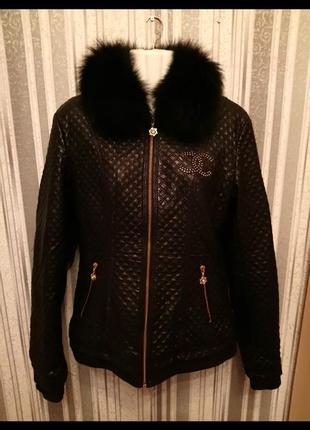 Куртка демисезонная.размер 44-46