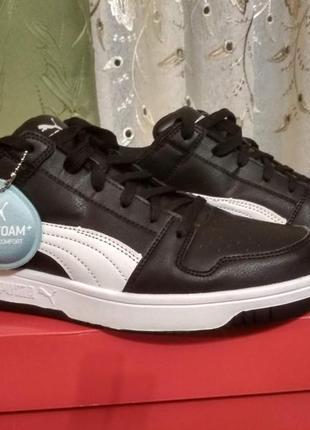 Оригинальные новые мужские кроссовки 44 р. puma rebound layup lo