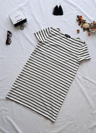 Новое летнее платье футболка прямого кроя vero moda
