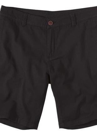 Фирменные мужские шорты из твила