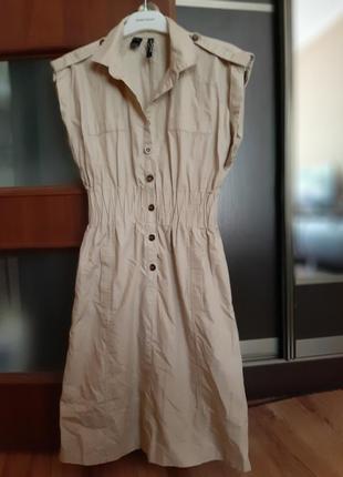 Платье- сафари, платье- рубашка