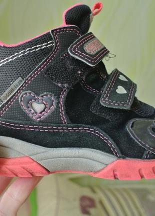 Деми ботинки superfit, р.30, 18,7 см