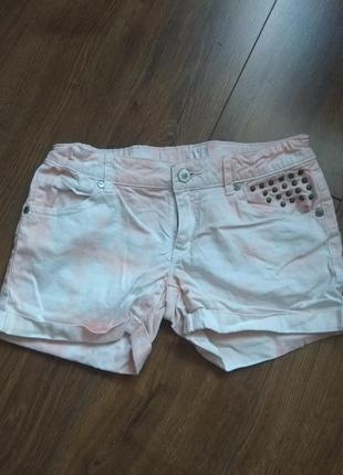 Шорти джинсові united colors of benetton
