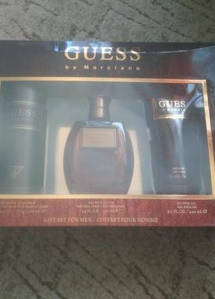 Guess by marciano, шикарный набор!!!!!