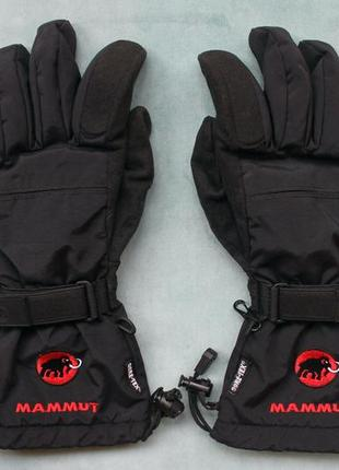 Mammut® gore-tex перчатки с мембраной лыжные