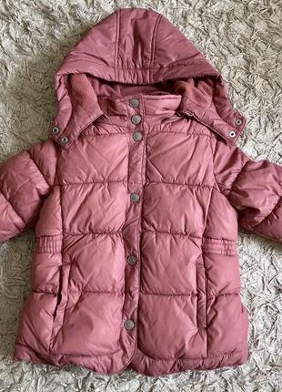 Куртка демісезонна  на 2 роки