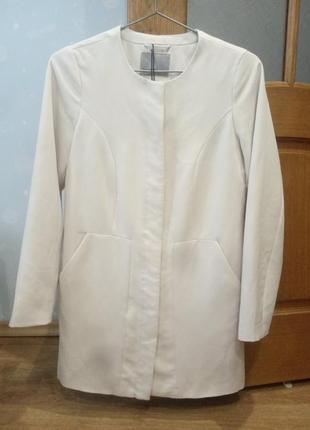 Новый тренч-пальто vero moda размер м