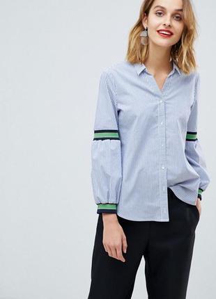 Блуза рубашка хлопок esprit
